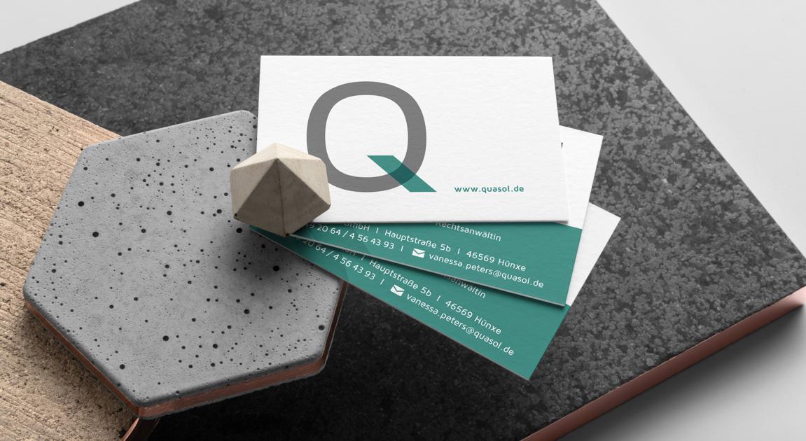 Business Cards - Quasol