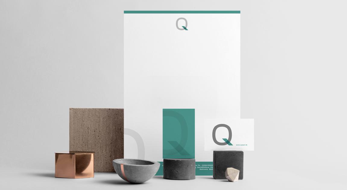 Business Stationary - Quasol