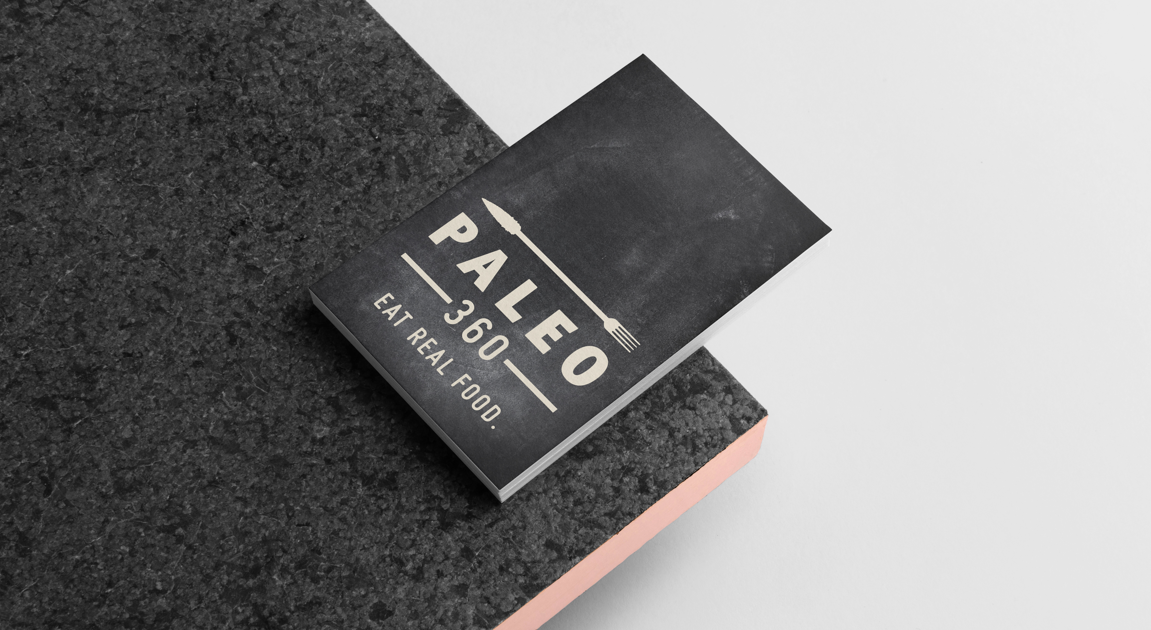 Business Card - Paleo 360
