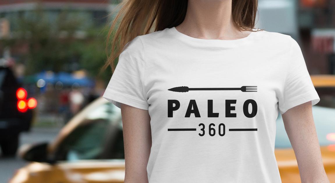 T-Shirt - Paleo 360