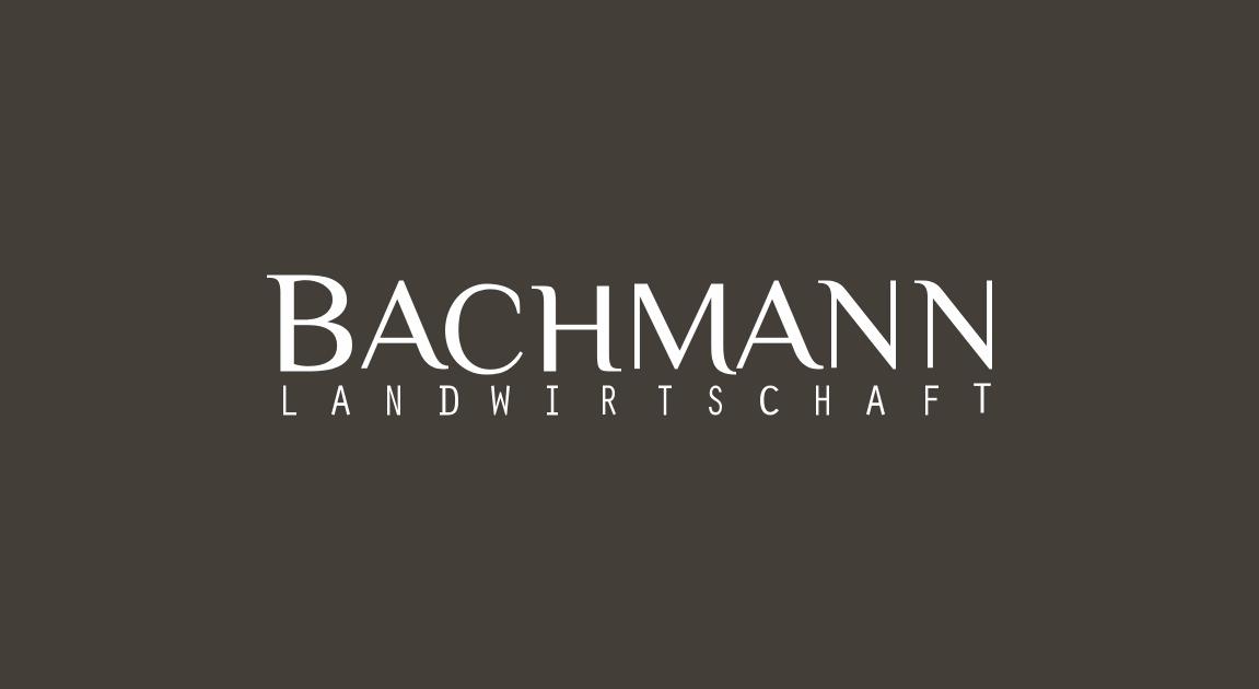 Logo - Bachmann Landwirtschaft