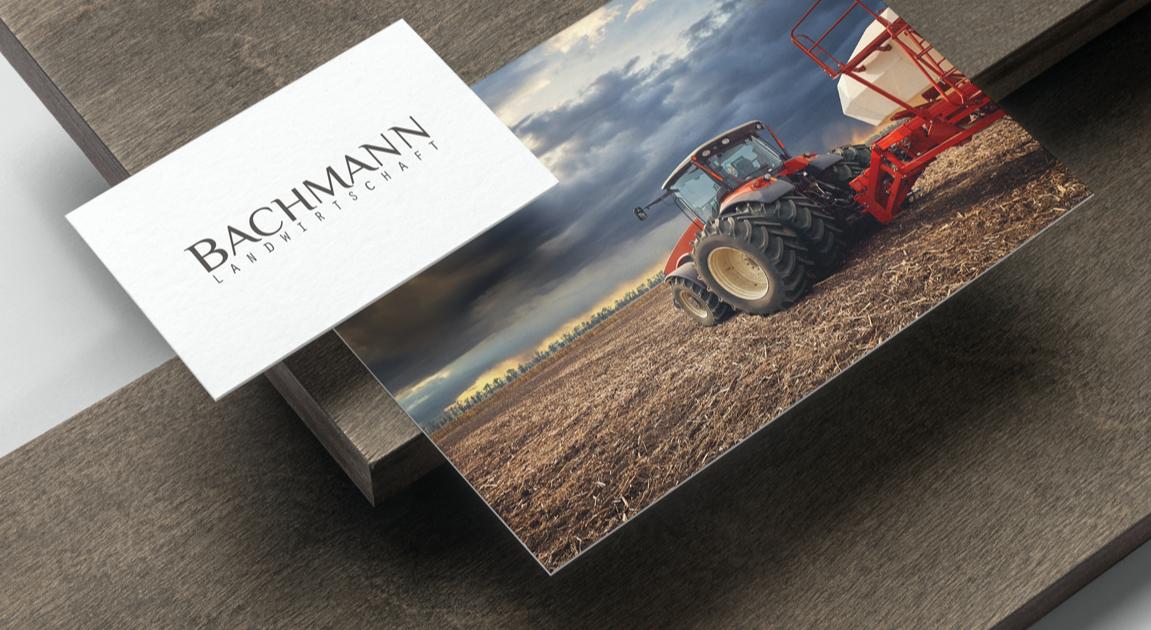 Logo 2 - Bachmann Landwirtschaft