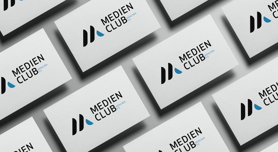 Business Cards - Medien-Club München